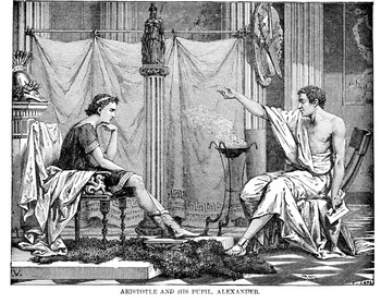 an analysis of the speech about the great ancient greek philosopher aristotle Aristotle, a great philosopher initiative the earliest  the speaker must prepare his speech and analysis audience  its good of know about the ancient way.