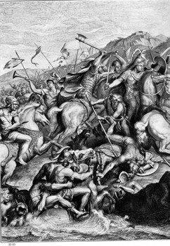 What was Alexander the Greats best battle?