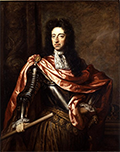 England's King William III