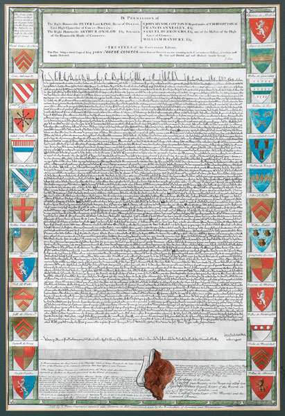 Magna Carta: Inspiration for Modern Governments
