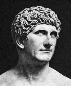 the life and military career of marcus antonius Mark antony (83 bc - 30 bc), roman general mark antony biography, chronology  this is the start of mark antony's life in the military,  career under caesar.