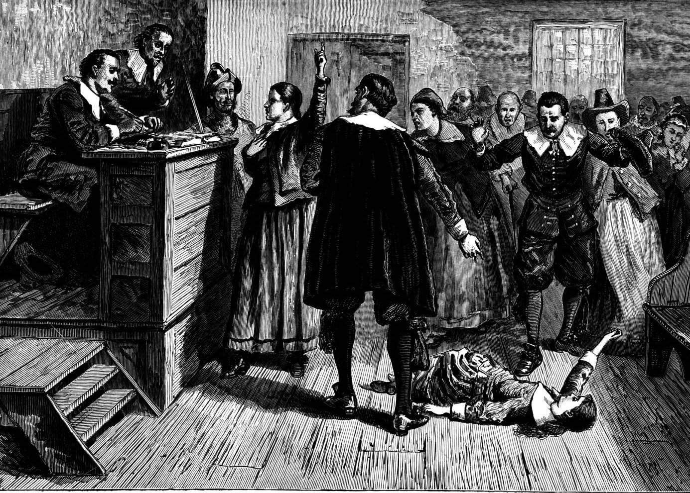 brief analysis on salem witch trials A brief history of the salem witchcraft trials in preparation for wgn's original series 'salem.