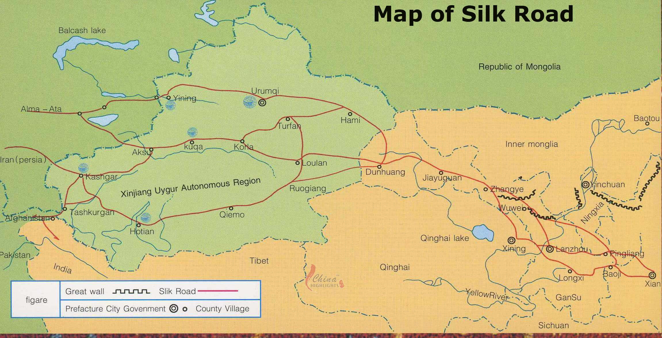 the silk road to - photo #10