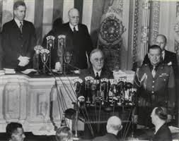 FDR State of the Union address