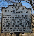 Wilderness Road Big Moccasin Gap