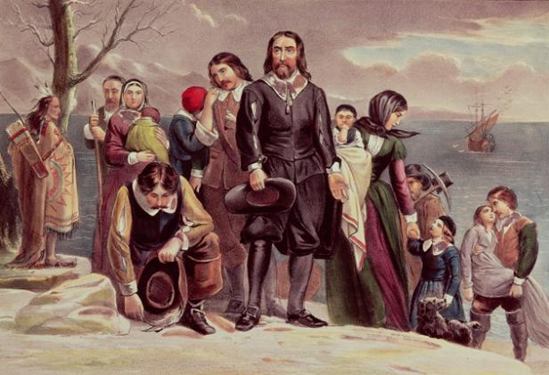 William Bradford Plymouth Colony S Inspiration