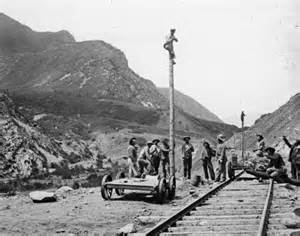 The Builders of the Transcontinental Railroad